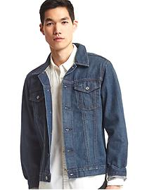 1969 icon selvedge denim jacket
