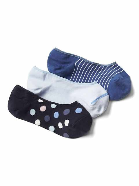 Mix no show socks (3-pack)