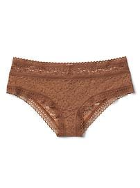 Soft lace tanga