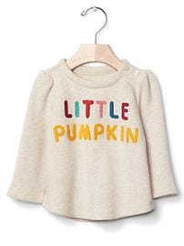Little pumpkin top
