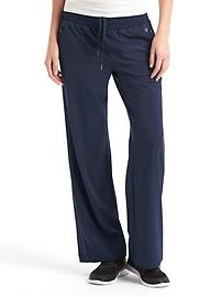 Studio wide-leg pants