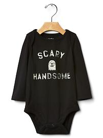 Halloween friends bodysuit