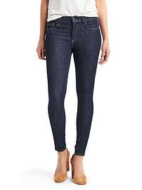 HIGH STRETCH 1969 easy legging ankle jeans