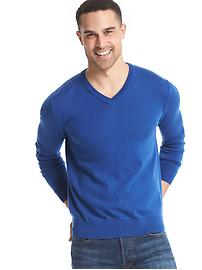 Merino wool slim fit sweater