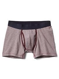 End-on-end boxer briefs