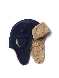 Pro Fleece trapper hat