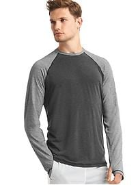 GapFit Breathe long sleeve crew t-shirt