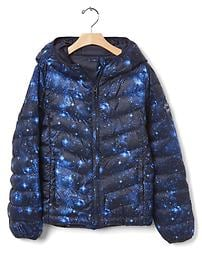 ColdControl Lite space quilted jacket