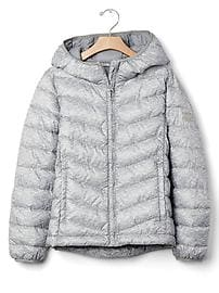 ColdControl Lite heather quilted jacket