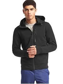 Elements fleece full zip hoodie
