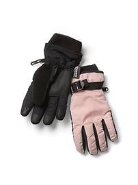 Warmest tech gloves