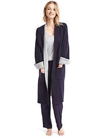 Pure Body long cardigan