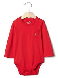 Brannan pocket bodysuit