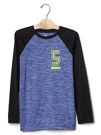 GapFit kids athletic trainer tee