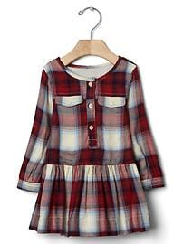 babyGap + Pendleton pocket dress