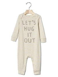 Hug it out one-piece