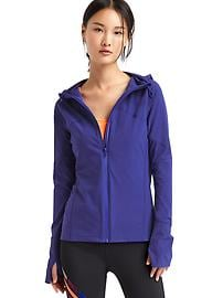 Sprint tech hooded jacket
