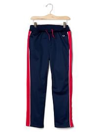 GapFit kids mesh-stripe pants