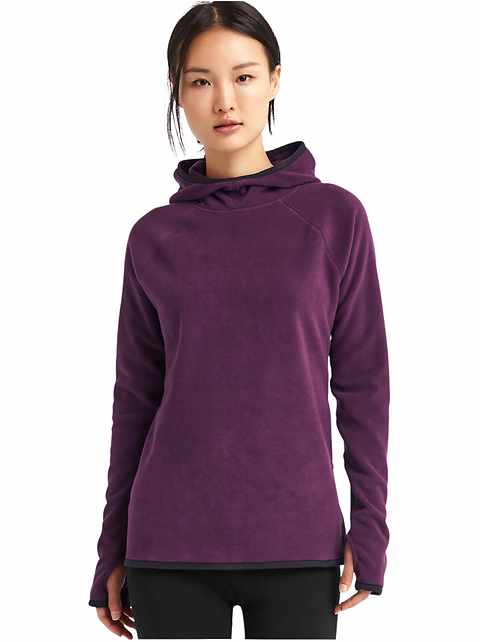 PrimaLoft&#174 performance fleece pullover hoodie