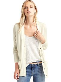 Cozy V-neck cardigan