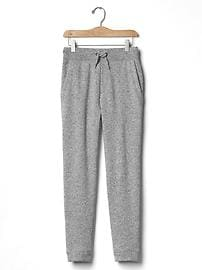 Heather fleece sweats