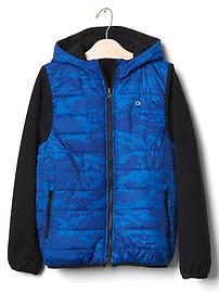 GapFit kids 2-in-1 reversible jacket