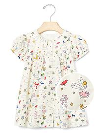 Darling nursery collar dress