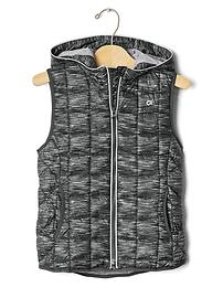 GapFit kids ColdControl Lite spacedye vest