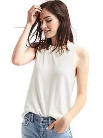 Softspun knit tank