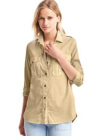Lightweight utility shirt