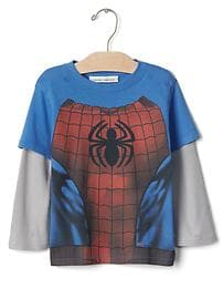 Junk Food&#153 2-in-1 Marvel heroes tee