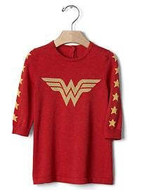Junk Food&#153 Wonder Woman&#153 セータードレス