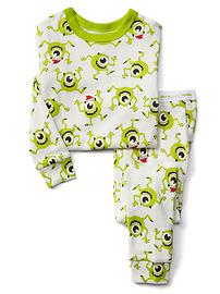 babyGap | Disney Baby Mike Wazowski  sleep set