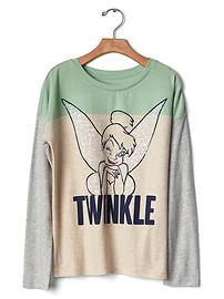 GapKids | Disney  embellished graphic colorblock tee