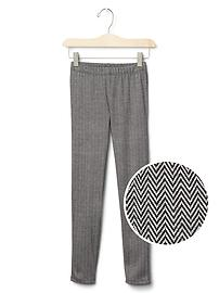 Coziest herringbone leggings