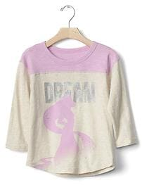 babyGap | Disney Baby embellished colorblock tunic