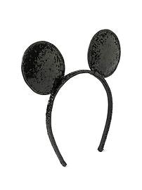 GapKids &#124 Disney Mickey Mouse embellished headband