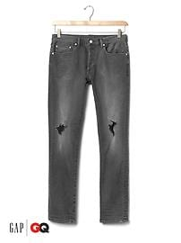 Gap x GQ John Elliott stretch skinny jeans