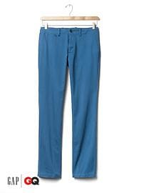 Gap x GQ Saturdays New York City slim fit chinos