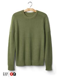 Gap x GQ Steven Alan sweater
