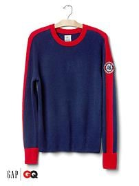 Gap x GQ Michael Bastian crewneck sweater