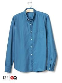 Gap x GQ Saturdays New York City oxford shirt