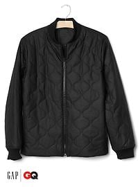 Gap x GQ Saturdays New York City ColdControl Lite quilted bomber jacket