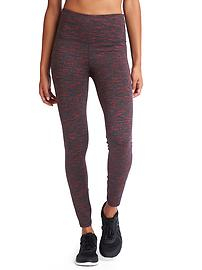 GapFit Blackout Technology gFast spacedye high rise leggings