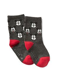 babyGap | Disney Baby Mickey Mouse crew socks