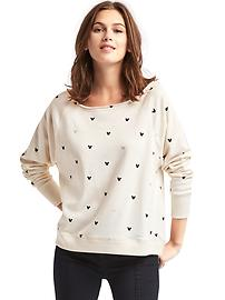 Gap &#124 Disney Mickey Mouse sweatshirt