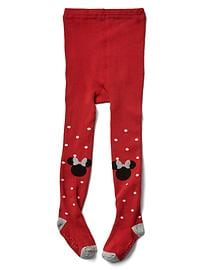 babyGap &#124 Disney Baby Minnie Mouse sweater tights