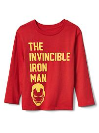 Mad Engine&#169 Iron Man&#169 Tシャツ