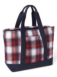 Gap x Pendleton medium utility tote