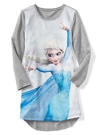 GapKids &#124 Disney Elsa nightgown